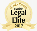 Florida Legal Elite Badge